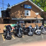 We ride too!  Stop in and say hi, because we're biker friendly!