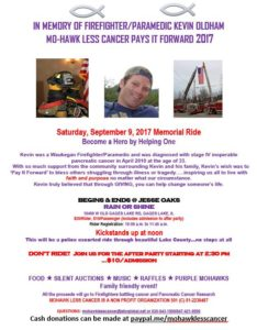 mohawk, less cancer at Jesse Oaks 2017