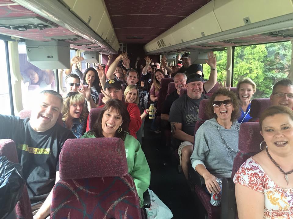 Pub Crawl Bus Trip