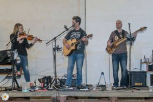 Judson Brown Trio Jam Session during Jesse Oaks Craft Brew Fest