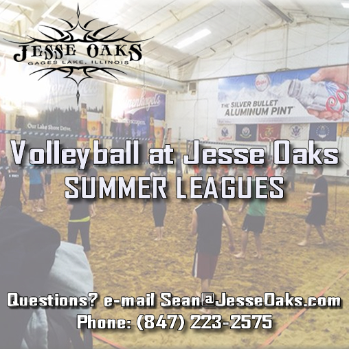 Summer Volleyball Leagues 2019