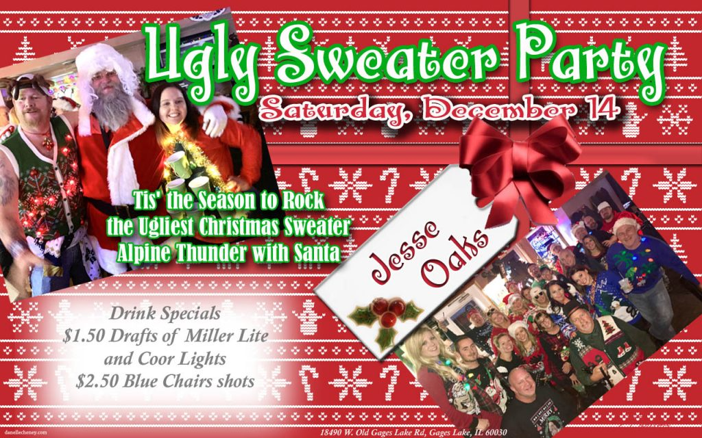Ugly Sweater Party 2019