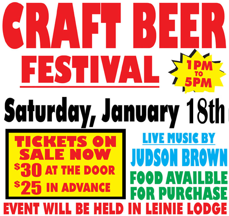 Craft Beer Fest 2020