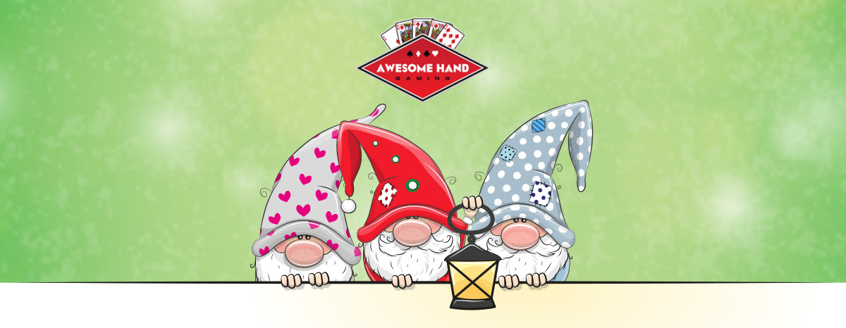 Awesome hand gaming's jolly jackpot at Jesse Oaks