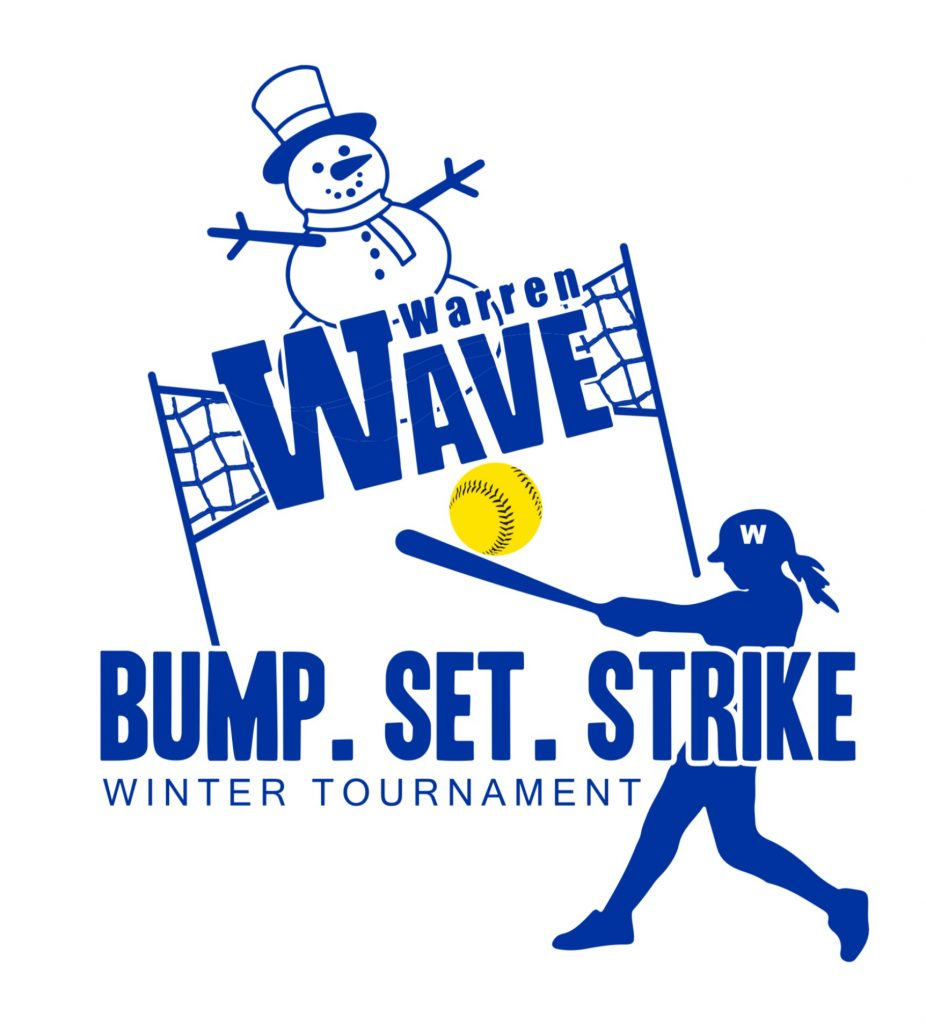 Bump Set Strike Tournament February 2, 2019. Registration at 11am, play begins at noon.