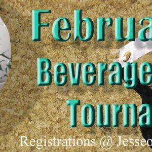 Beverage in Hand Volleyball at Jesse Oaks - Feb 29, 2020