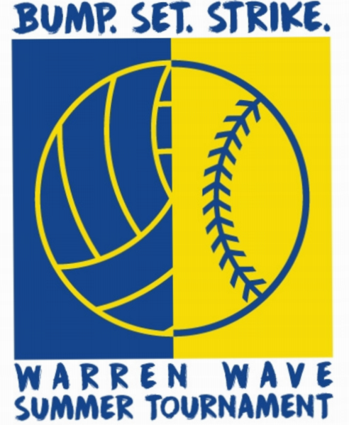 Bump Set Strike Warren Wave Summer Tournament, September 28 2019.