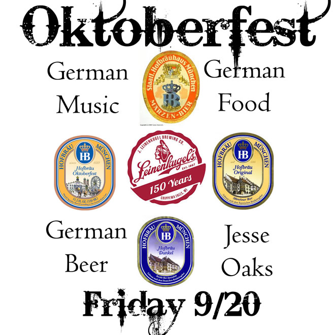 Octoberfest 2019 at Jesse Oaks