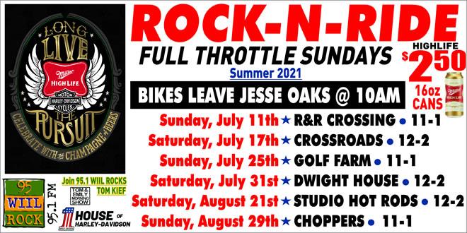 Rock N Ride 2021
